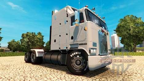 Kenworth K100 v2.4 para Euro Truck Simulator 2