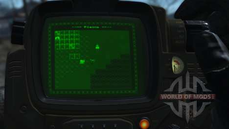 Trampa en todos los holo-juego para Fallout 4