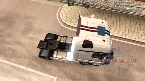 Mercedes-Benz Actros MP4 para Euro Truck Simulator 2