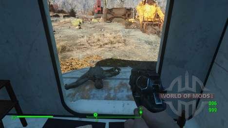 El máximo de munición para Fallout 4