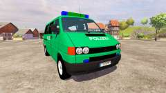 Volkswagen Transporter T4 Police