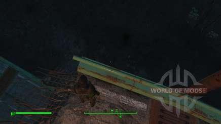 Deshabilitar el daño por caída para Fallout 4