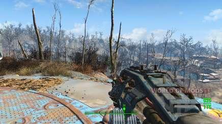 50 nivel y kroposki para Fallout 4