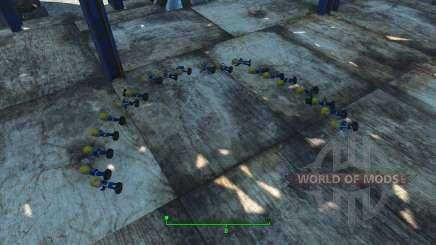 Hacer trampa en las figuras de los Pip-Boy para Fallout 4