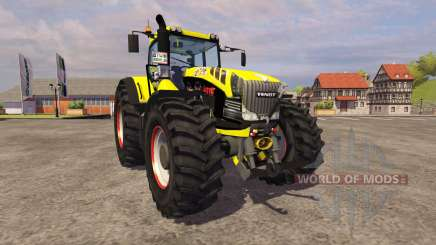 Fendt 939 Vario [yellow bull] para Farming Simulator 2013