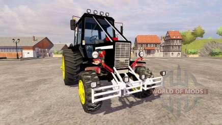 MTZ-82 [negro] para Farming Simulator 2013
