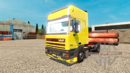 DAF FT 95.430ATi Super Space Cab para Euro Truck Simulator 2