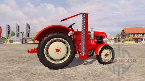 Porsche Standard [cutter] para Farming Simulator 2013