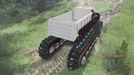 Half Track Prototype [08.11.15] para Spin Tires