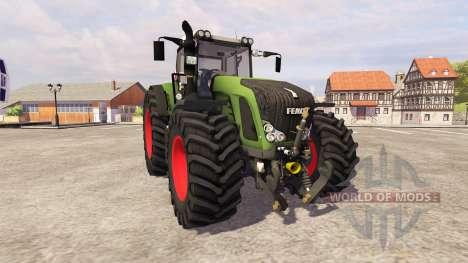 Fendt 924 Vario v3.1 para Farming Simulator 2013