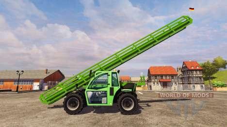 Deutz-Fahr Agrovector 35.7 para Farming Simulator 2013