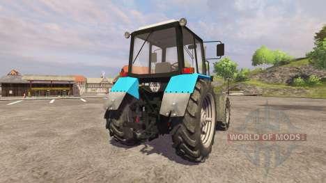 MTZ-1221 Bielorruso [pack] para Farming Simulator 2013