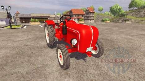 Porsche Standard v1.1 para Farming Simulator 2013