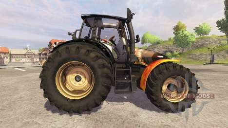 Hurlimann XL 130 [Limited Edition] para Farming Simulator 2013