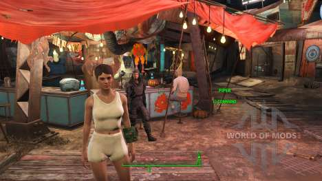 Calientes Beautiful Bodies Enhancer - NN Vanill para Fallout 4