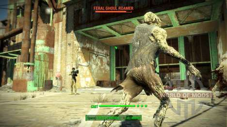 Multi-cam Vault Suit Re-texture para Fallout 4