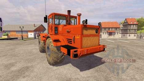 K-700A kirovec v3.1 para Farming Simulator 2013
