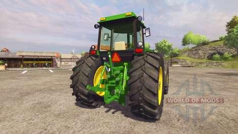 John Deere 4455 v2.0 para Farming Simulator 2013