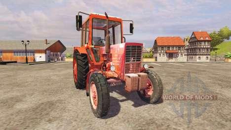 MTZ-550 para Farming Simulator 2013