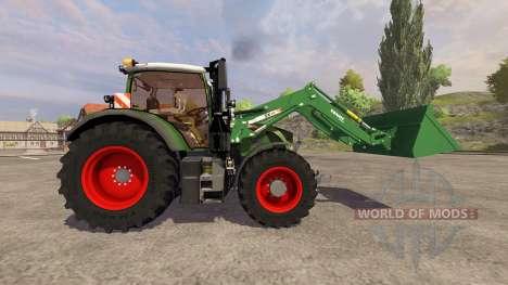 Fendt 724 Vario SCR para Farming Simulator 2013