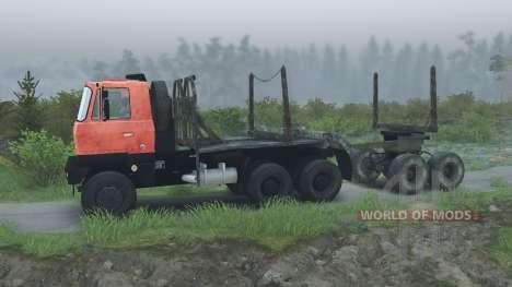 Tatra 815 S3 [08.11.15] para Spin Tires