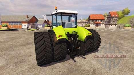 CLAAS Arion 640 v2.0 para Farming Simulator 2013