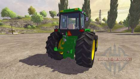 John Deere 4455 v1.1 para Farming Simulator 2013