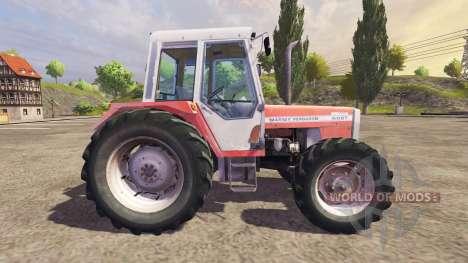 Massey Ferguson 698T para Farming Simulator 2013