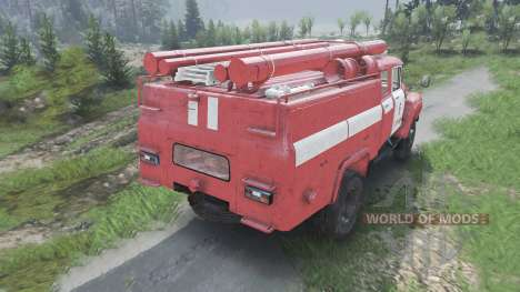 ZIL-130 AC-40 [08.11.15] para Spin Tires