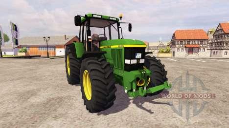 John Deere 7810 v2.0 para Farming Simulator 2013