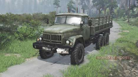 ZIL-131 [08.11.15] para Spin Tires