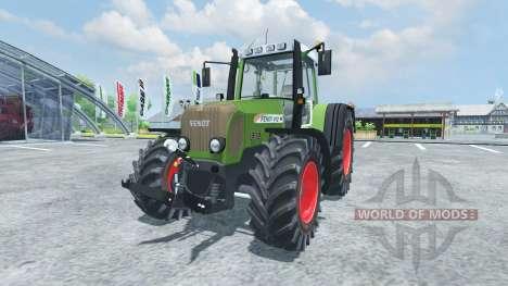 Fendt 412 Vario TMS v1.1 para Farming Simulator 2013