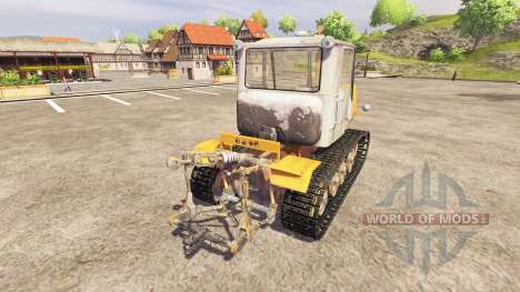 T-150 v2.0 para Farming Simulator 2013