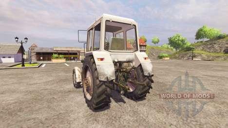 MTZ-82.1 FL para Farming Simulator 2013