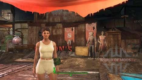 Calientes Beautiful Bodies Enhancer - NN Vanill para Fallout 4