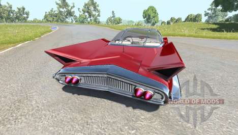 Jefferson Futura para BeamNG Drive
