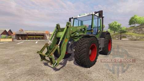 Fendt Xylon 524 v4.0 para Farming Simulator 2013
