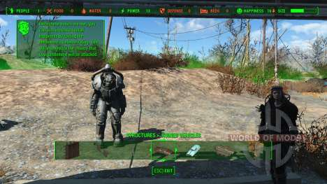 Settlement Supplies Expanded 2.5 para Fallout 4