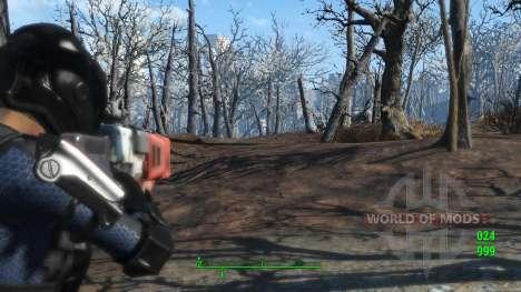 N7 Combat Armor para Fallout 4