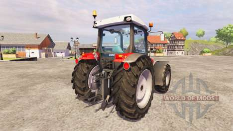 SAME Explorer 105 para Farming Simulator 2013