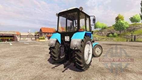 MTZ-82.1 v2.2 para Farming Simulator 2013