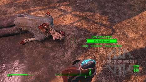 D. E. C. A. Y - Mejora de ghouls para Fallout 4