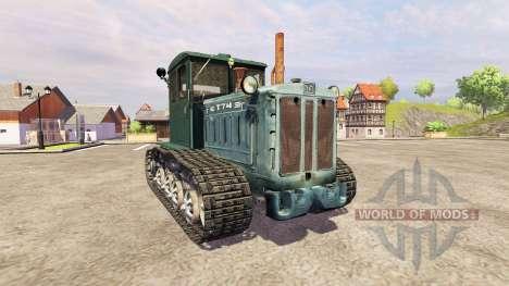 T-74 para Farming Simulator 2013