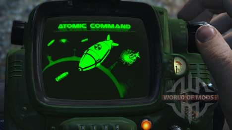 Chino Pip-Boy para Fallout 4