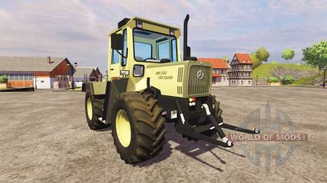 Mercedes-Benz Trac 700 Turbo para Farming Simulator 2013