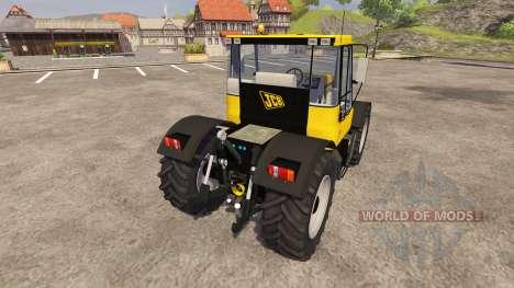 JCB Fastrac 185-65 v1.2 para Farming Simulator 2013