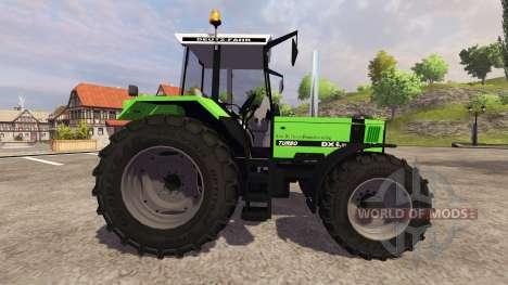 Deutz-Fahr AgroStar 6.31 Turbo para Farming Simulator 2013