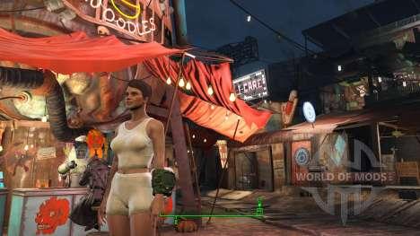 Calientes Beautiful Bodies Enhancer - NN Curvy para Fallout 4