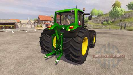 John Deere 7430 Premium v1.0 para Farming Simulator 2013