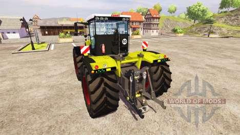CLAAS Xerion 5000 v2.0 para Farming Simulator 2013
